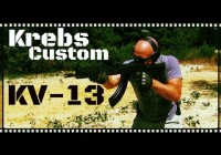 Krebs Custom KV-13 from P3 Ultimate Shooting Rest