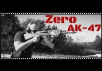 Zeroing an AK Rifle with the P3 Ultimate Shooting Rest