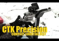 P3 Compact Shooting Rest with Pistol Post – Highjak86