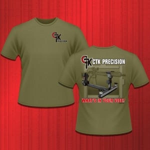 CTK Precision Shirt - Whats In Your Vise