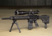 Magpul PRS Stock with Ultimate Rail-Pod