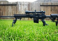 Noreen BN36 Long Range Assassin with Ultimate Rail-Pod
