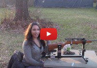 Julia Reviews the P3 Ultimate Shooting Rest with Gun Vise Attachment