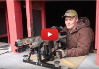 Digital Riflescope from P3 Ultimate Shooting Rest