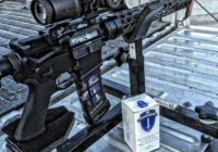 AR-15 in P3 Ultimate Shooting Rest