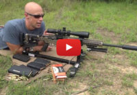 Ruger Precision Rifle from P3 Ultimate Shooting Rest