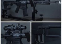 Lancer Systems L15 Sporter on P3 Ultimate Shooting Rest