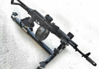 SAM7SF AK-47 on P3 Ultimate Shooting Rest