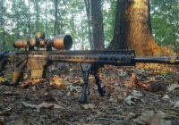 Ruger Precision Rifle with Ultimate Rail-Pod