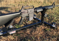 XM16E1 Style Build on P3 Ultimate Shooting Rest