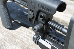 CTK Ruger Precision Rifle Stock Bumper