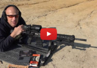 Faxon Firearms 308 Barrel Accuracy Test from P3 Ultimate Shooting Rest