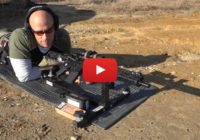 SpecOp TMK15 Accuracy Test from P3 Ultimate Shooting Rest