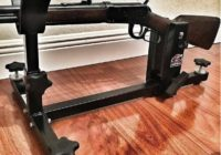 Winchester Model 94 Lever Action Rifle in P3 Ultimate Gun Vise
