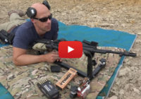 Arsenal SLR-106FR Accuracy Test from P3 Ultimate Shooting Rest