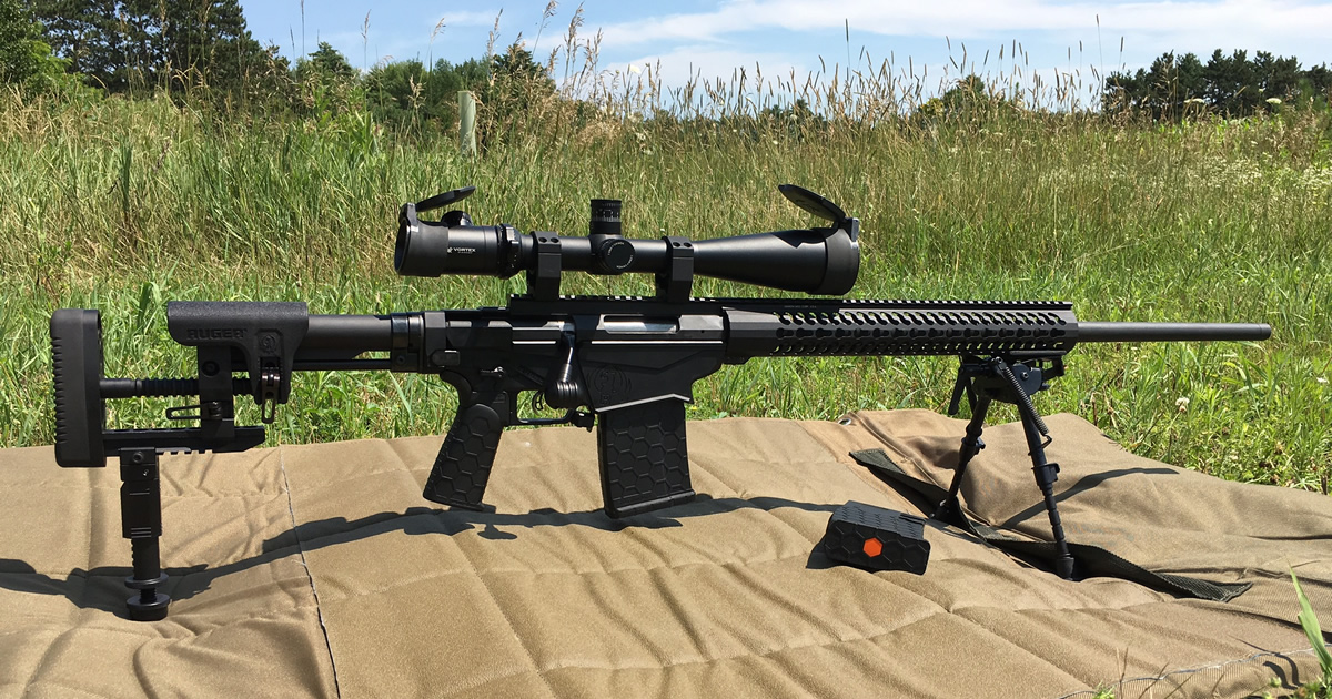 Ruger Precision Rifle Accessories