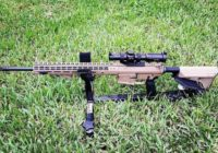 Aero Precision M5E1 Build on P3 Ultimate Shooting Rest