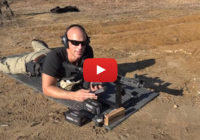 AR-15 Pistol Accuracy Test from P3 Ultimate Shooting Rest