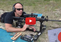 Ruger AR-556 Rifle Accuracy Test from P3 Ultimate Shooting Rest