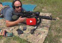 BCM RECCE OEM Accuracy Test from P3 Ultimate Shooting Rest