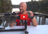 Bushnell AR Optics 1-4x Scope Review from P3 Ultimate Shooting Rest