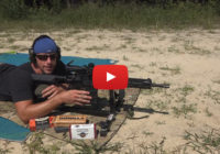 Stag Arms 10S AR-10 M-LOK Rifle from P3 Ultimate Shooting Rest