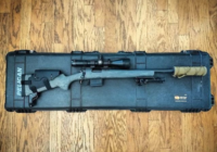 Remington 700 with P3 Ultimate Monopod