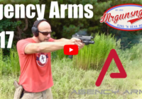 Agency Arms Glock 17 Accuracy Test from P3 Ultimate Shooting Rest