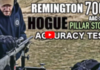Remington 700 Tactical 308 Rifle Accuracy Test from P3 Ultimate Shooting Rest
