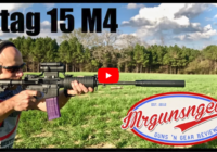 Stag Arms STAG 15 Accuracy Test from P3 Ultimate Shooting Rest