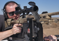 Primary Arms 3-18x50 FFP ACSS HUD DMR Rifle Scope Testing from Shooting Rest