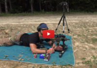 CMMG Mk57 Banshee AR-15 Pistol from P3 Ultimate Shooting Rest
