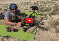 Howa 1500 MiniAction in MDT Chassis from P3 Ultimate Shooting Rest